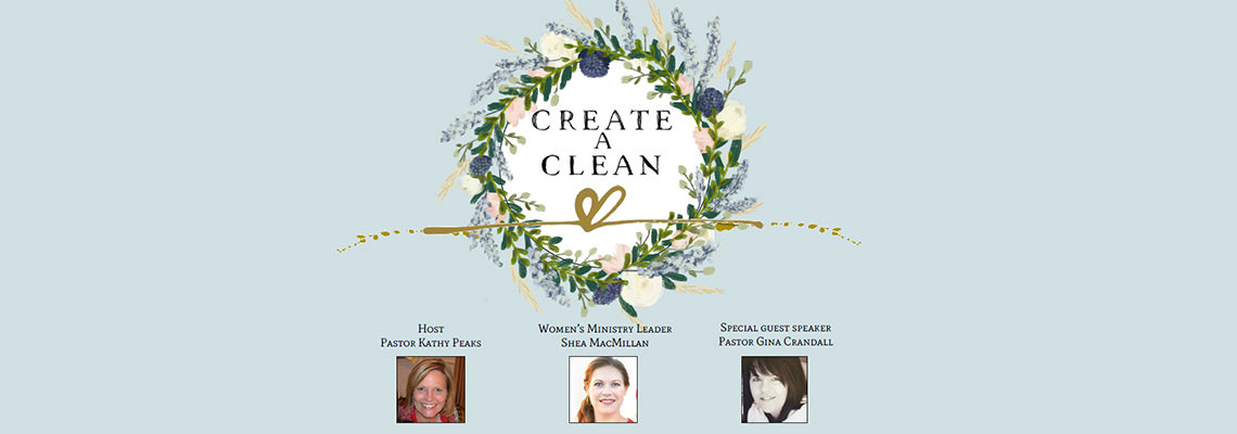 create clean banner